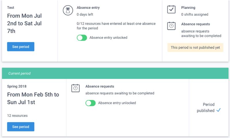 PetalMD Absence entry Locked 1