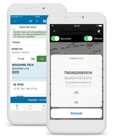 Xacte Mobile App