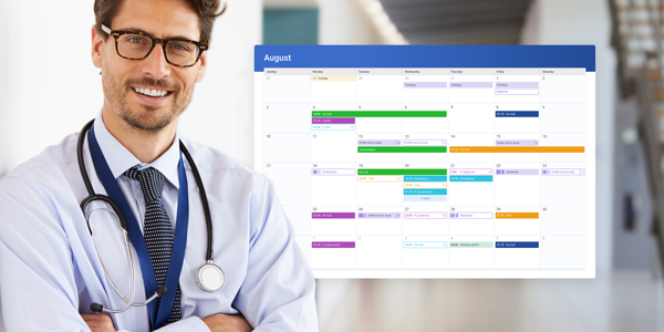 Save Time with Physician Scheduling