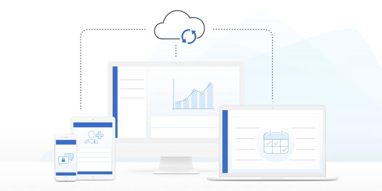 cloud synchronization updates