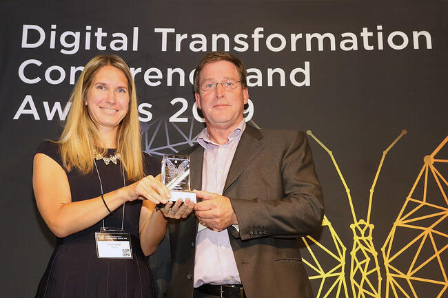 Digital Transformation Awards 2019
