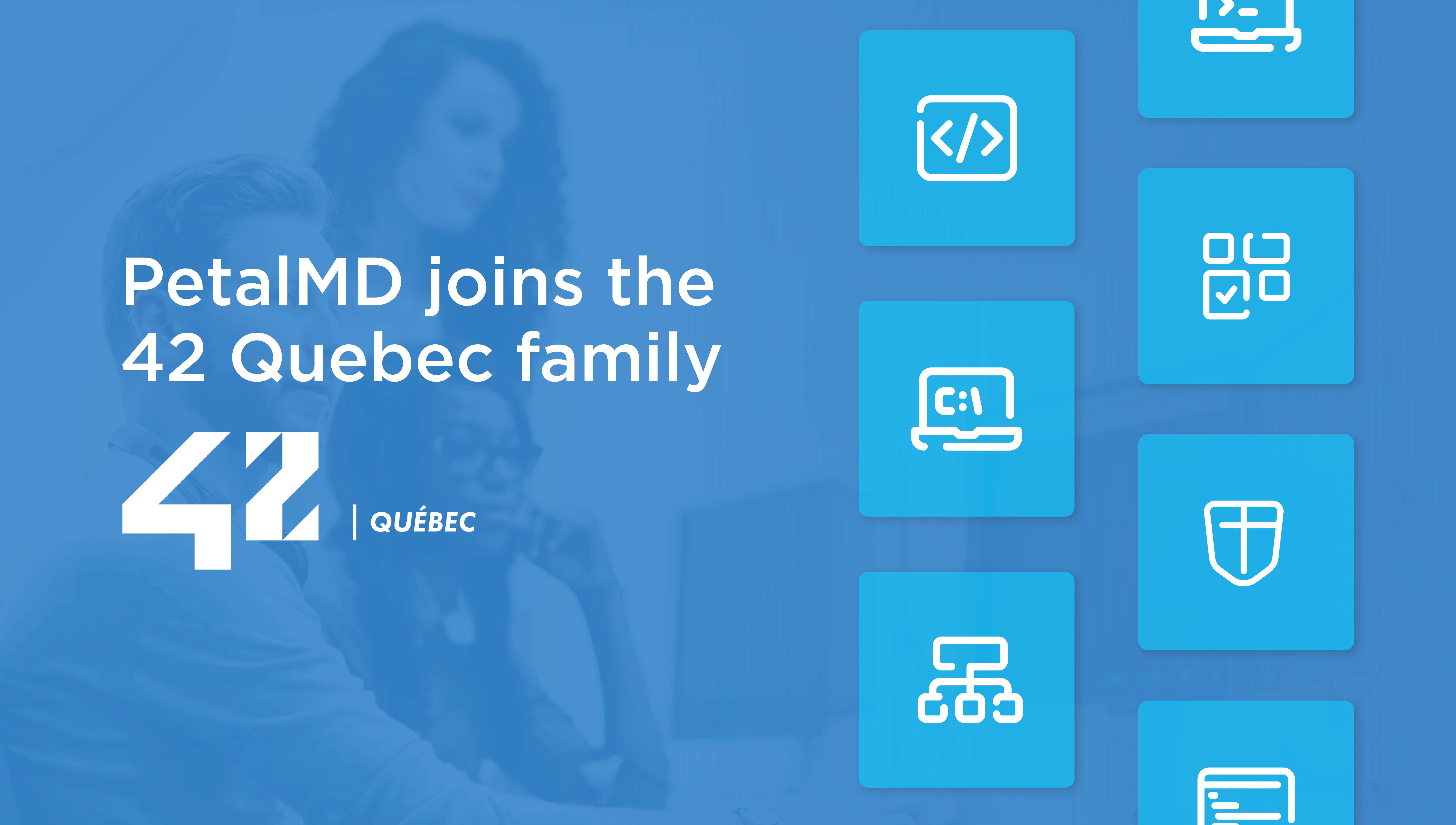 Partnership 42 Quebec and PetalMD