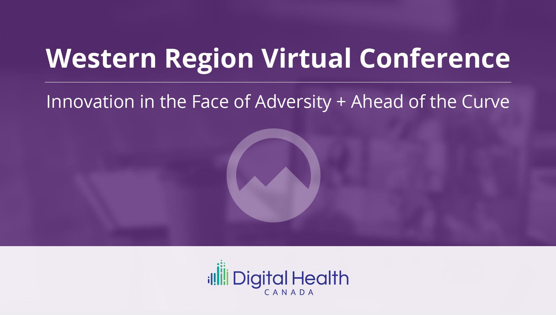 Western Region Virtual Conference Health IT