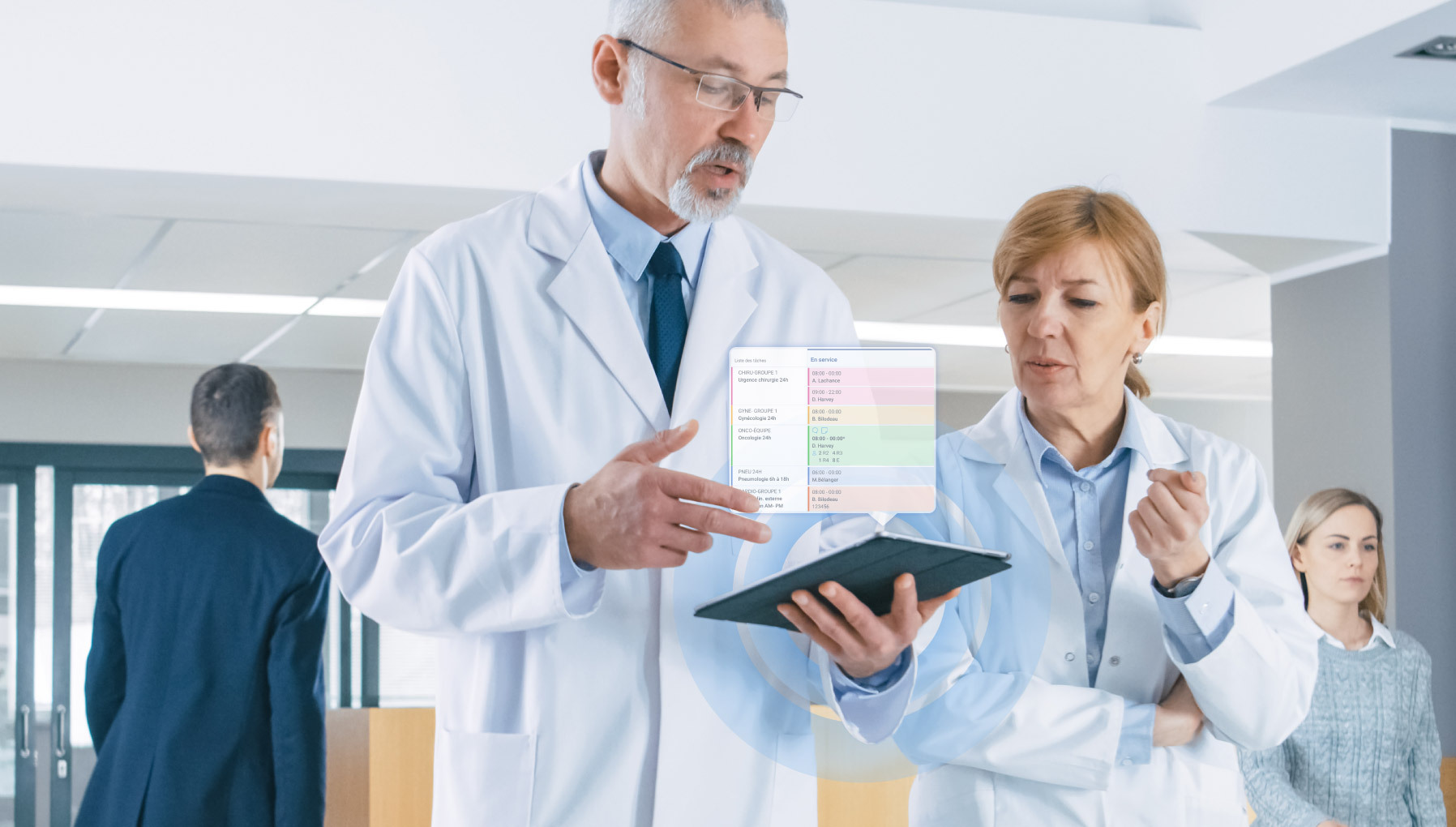 Care Team Management Solution for Health Facilities